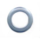 Люверсы шторные К-1 d=35 мм №18 голубой металлик