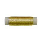 Люрекс (катушки) MY-02 уп.12х100 м золото