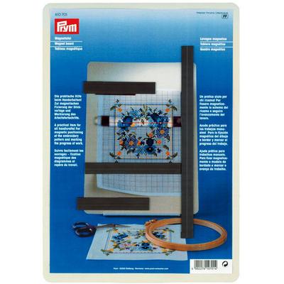 Магнитная доска Prym 610701 для фиксации схем А4 30*21 см в интернет-магазине Швейпрофи.рф