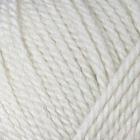 Пряжа Мериносовая, 100 г / 200 м, 001 белый