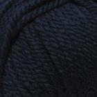 Пряжа Мериносовая, 100 г / 200 м, 004 т.-синий