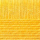 Пряжа Мериносовая, 100 г / 200 м, 012 желток