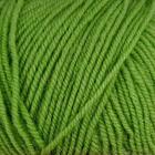 Пряжа Мериносовая, 100 г / 200 м, 252 зеленый горошек