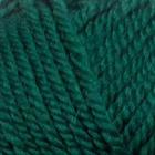 Пряжа Мериносовая, 100 г / 200 м, 511 зеленка