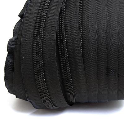 Молния Т10 рулон. спир. (уп. 100 м) черн. облег. в интернет-магазине Швейпрофи.рф