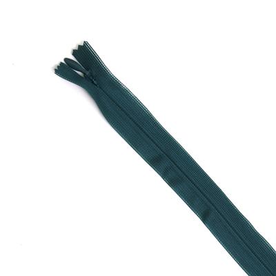 Молния Т3 п/потайные YKK 60 см 017 т.-зеленый в интернет-магазине Швейпрофи.рф