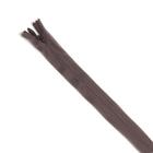Молния Т3 п/потайные YKK 60 см 570 т. коричневый
