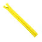 Молния Т3 потайная 18 см 110 желт.