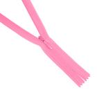 Молния Т3 потайная 20 см  SBS №335 розовый