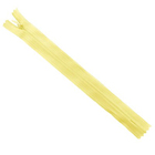 Молния Т3 потайная 20 см 110 жёлт.