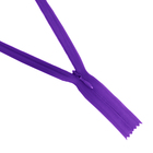 Молния Т3 потайная 50 см  SBS №303 фиолетовый
