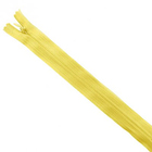 Молния Т3 потайная 50 см 110 жёлт.