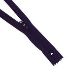 Молния Т3 спираль авт. 20 см SBS 867 т.-фиолет.