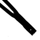 Молния Т3 спираль п/авт. плател. 50 см  черн.
