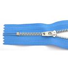 Молния Т4 джинс. авт. GMD 841 18 см никель/185К т.-голуб.