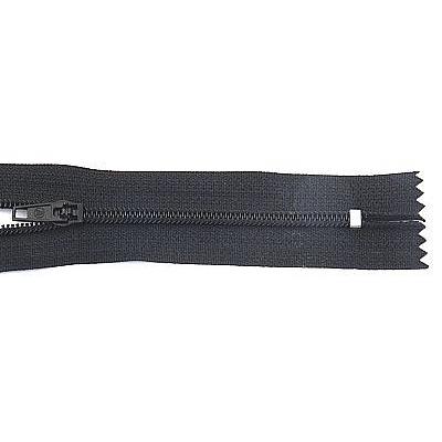 Молния Т4 спираль брючн. авт. 20 см черн в интернет-магазине Швейпрофи.рф