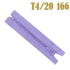 Молния Т4 спираль брючн. п/авт. 20 см 166 сирен.