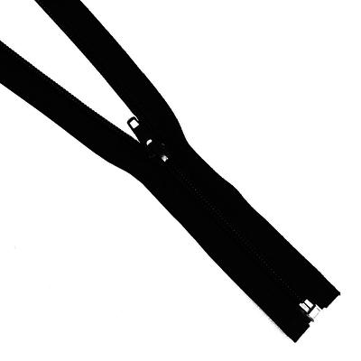 Молния Т5 разъемн. спираль 30 см  черн. в интернет-магазине Швейпрофи.рф