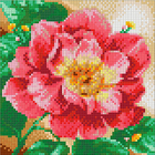 Алмазная мозаика АЖ-1444 «Цветущий пион»
