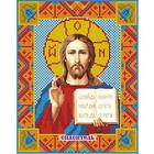Алмазная мозаика АЖ-2000 «Икона Спаситель»
