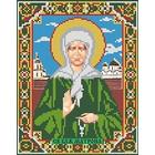 Алмазная мозаика АЖ-2003 «Икона Св. Матроны»
