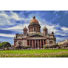 Алмазная мозаика Гранни AG0098 «Исаакиевский собор»