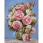 Алмазная мозаика Гранни AG0672 «Пышные пионы»