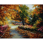 Алмазная мозаика Гранни AG0873 «Октябрь»