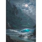 Алмазная мозаика Гранни AG1002 «Вечер на острове»