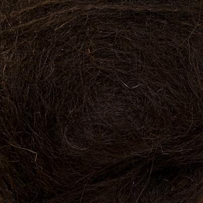 Пряжа Мохер YarnArt (Mohair Classic),100 г / 220 м, 123 темно-коричневый в интернет-магазине Швейпрофи.рф