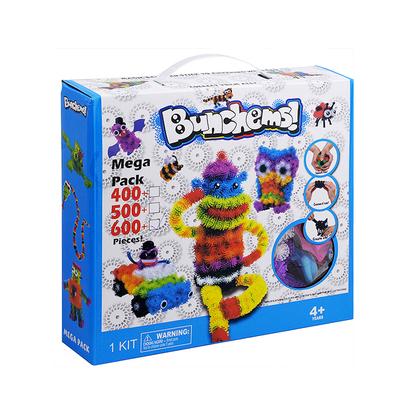 Набор «Вязкий пушистый шарик Bunchems!» 600 деталей в интернет-магазине Швейпрофи.рф