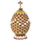 Набор для бисероплетения Риолис Б024 «Яйцо пасхальное 2» 6,5*5 см