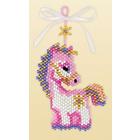 Набор для бисероплетения Риолис Б180 «Волшебная лошадка» Объемная фигурка 5*6,5 см