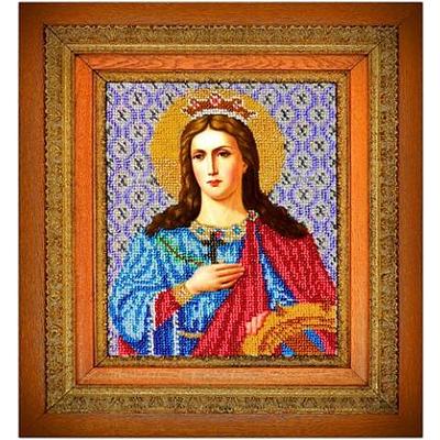 Набор для выш. Вышиваем Бисером L-031 «Св. Екатерина» 17*21 см в интернет-магазине Швейпрофи.рф