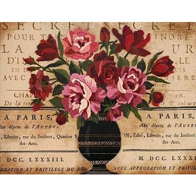 Набор для вышивания Dimensions 01542 «Парижский букет» в интернет-магазине Швейпрофи.рф