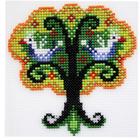 Набор для вышивания HP Kids П-0025 «Чудо-дерево» 12*12,5 см