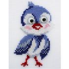 Набор для вышивания HP Kids П-0049 «Птичка-невеличка» 9,5*13, 5 см