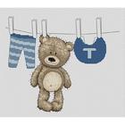 Набор для вышивания Luca-S В1026 «Медвежонок Бруно»