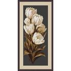 Набор для вышивания Luca-S В292 «Тюльпаны» 13*32 см