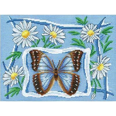 Набор для вышивания Panna Б-0682 «Ромашковое лето » 33*25 см в интернет-магазине Швейпрофи.рф