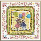 Набор для вышивания Panna ВК-0767 «Мумуля. Секрет успешной леди» 24*24 см