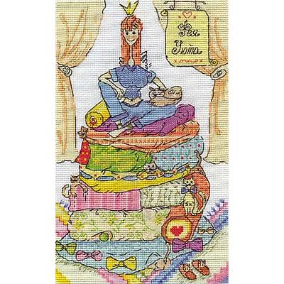 Набор для вышивания Panna ВК-0784 «Фея Уюта» 17*28 см в интернет-магазине Швейпрофи.рф