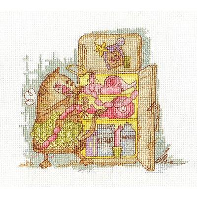Набор для вышивания Panna ВК-1028 «Что может быть дороже?» 18*16 см в интернет-магазине Швейпрофи.рф
