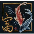 Набор для вышивания Panna И-0156 «Богатство» 21*22,5 см