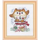 Набор для вышивания Panna И-0835 «Мешочек счастья» 14*17 см