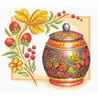 Набор для вышивания Panna НХ-0312 «Ягодки» 25,5*23,5 см