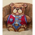 Набор для вышивания Panna ПД-1604 Подушка «Топтыгин» 36*38,5 см
