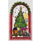 Набор для вышивания Panna ПР-1614 «Новогоднее счастье» 14*22 см
