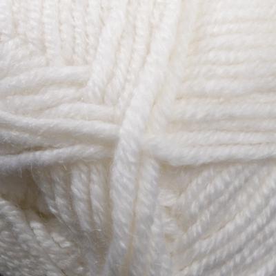 Пряжа Альпака поло (Kartopu Alpaca Polo) 100 г/ 120 м  0010 белый в интернет-магазине Швейпрофи.рф