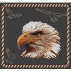 Набор для вышивания Panna ПТ-0104 «Орел»(снят) 25*23,5 см